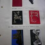 1938  cahier avec petit carton d invitation 15aine de pages int