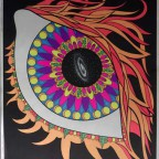 Andromeda Mandala 1969 58,5x85,7