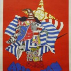 BERKELEY Bonaparte 1967 by Marck Anen 51x35,5