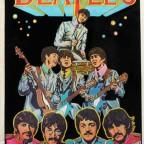 Beatles Black light 1981 89x59