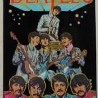 Beatles Blacklight 1981 Scorpio posters,inc 89x59