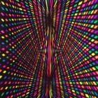 Black light multicolor85x55