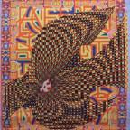 Dove of peace 63.5x79