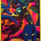 Dr Strange Meets Eternity 1971 Marvel Comics Group 83x54,5