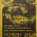 King Kong memorial Dance family dog productions 51x36