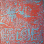 Love Big O posters 75x48,5