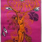 Love is where its at Nancy Corner Nyc  Gary Steindler 1967 71X46