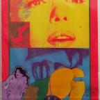 Marilyn Monroe Keiichi Tanaami 74X53