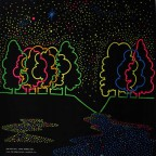 Neon Nite Roberta Bell '69 58x59