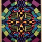 Optigone 1977 Pro arts inc Usa 76,5x55