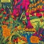 RONNKK 1971,Marvel comics group 83,8x54,5