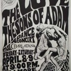 The love the sons of Adam  Wes Wilson 52x36