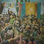 Woodstock festival 44x57