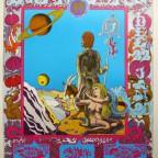capricorn Funky Feathers 1967 73,5x58,5