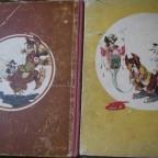 2x La bete est morte- La guerre mondiale chez les animaux. Ed GP fascicule 1 et 2, Image de calvo, Paris 45, G tres abimé par le temps, jaunis, 31x24bi