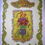 Absurdream cosmicomix Anthoine Duthoit signé, 2005,Lille, VG salissure derniere de couv, 29,7x21