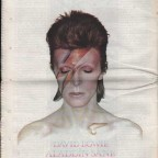 Andy Warhol's Interview Jul. '73 Verso 29x39