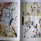 BD AGAR eclipso, le magicien de la planete morte, C Moliterni – R. GIGI, ed Dargaud, 1983 France, 29,8x22,5, VG cote abimé bis