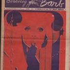 Berkeley Barb vol 11 no 8 aug 70 45x29