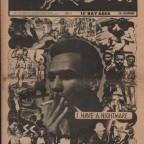 Berkeley Barb vol 7 No 3 issue 153 45x29