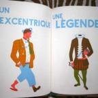 Blexbolex, L'imagier des gens, albin michel jeunesse, 2008 pAris, 24,5x18,7 M suite