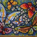 Canevas Papillon – 39,2 x 53 – M