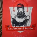 Chaumont La femme a barbe – Agathe demois – 61 x 42 M