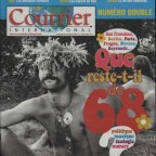 Courrier International N°894-895 27x35