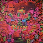 Cream – Disraeli Geaks – Martin Sharp