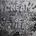 Cream – Wheels of fire – Martin Sharp