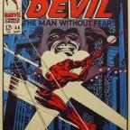 Dare Devil 30x49