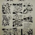 Fievre de Bercy by D Darian 42x30