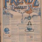 Frendz N°7 - Verso 29x43