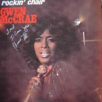 Gwen Mc Crae – Rockin' Chair – Signé par l'artsiste
