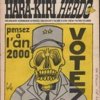 Hara-Kiri Hebdo N°11 29x36