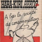 Hara-Kiri Hebdo N°12 29x36