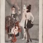 La Vie Parisienne N°49 Verso 27x35