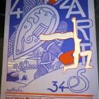 Les 4 arts 1934 Rubburie M 35,6x23,6