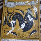 Les 4 arts Invit 23 x 15,7  Bomowala  1924 M
