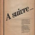 Libération HS Mars '81 Verso 29x42