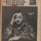 Libération Juin 1986 29x42