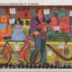 Malcolm English Toy shop 46x30,5