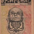 NATURAL  VOL2 NO 9-10 may 3 1968 40,5x29