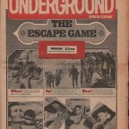 National Underground Review N°1 29x38