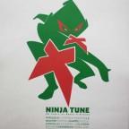 Ninja Tune 20ans 64x45