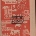 Other Scenes Spring 1971 the international Magazine 27x22