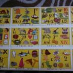 Rébus 12 plaque 19,6x36,4 VG