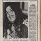Rolling Stone N°20 - Verso 29x43