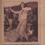 Rolling Stone N°94 - Verso 29x43