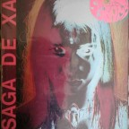 Saga de Xam, Eric Losfeld Ed. 1967,VG abimé sur la cote, 32x25